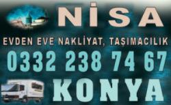Konya Nisa Evden Eve Nakliyat