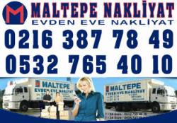 İstanbul Maltepe Evden Eve Nakliyat