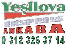 Ankara Yeşilova Express Evden Eve
