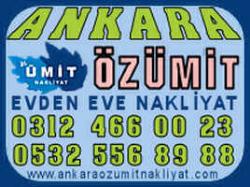 Ankara Öz Ümit Evden Eve Nakliyat
