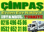 İstanbul Çimpaş Evden Eve