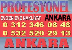 Ankara Profesyonel Evden Eve