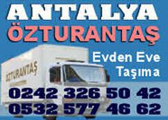 Antalya Öz Turantaş Nakliyat