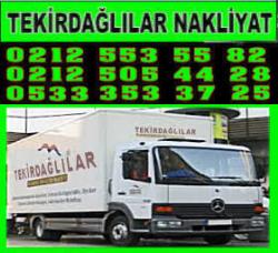 İstanbul Tekirdağlılar Evden Eve