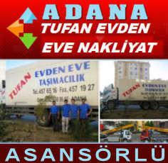 Adana Tufan Evden Eve