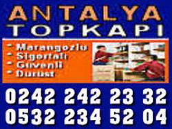 Antalya Topkapı Evden Eve