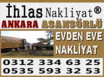 Ankara İhlas Asansörlü Evden Eve