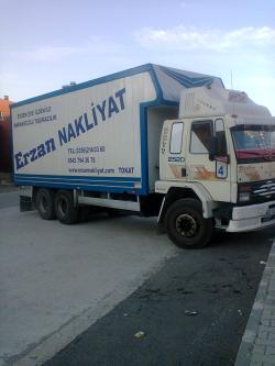 Tokat Erzan Nakliyat