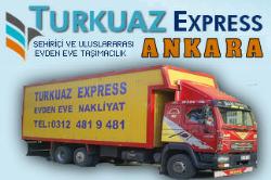 Ankara Turkuaz Express Evden Eve Depolam