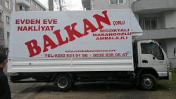 Çorlu Balkan Nakliyat