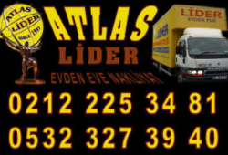 Atlas Lider Evden Eve Nakliyat