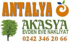 Antalya Akasya Evden Eve