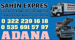 Adana Asansörlü Şahin Express